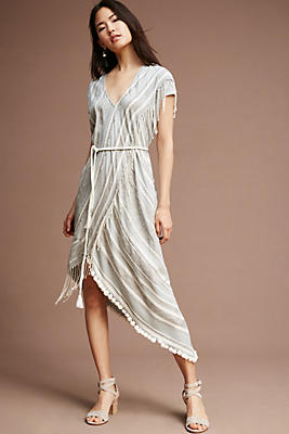 Slide View: 1: Vita Wrap Dress