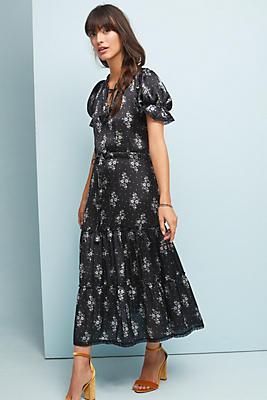 Slide View: 1: Natalia Midi Dress
