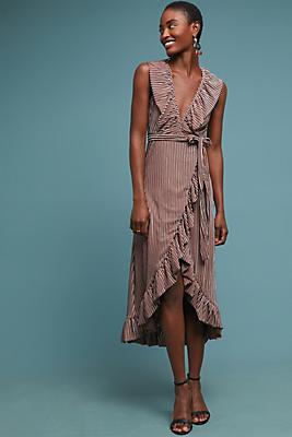 Slide View: 1: Athena Ruffled Dress