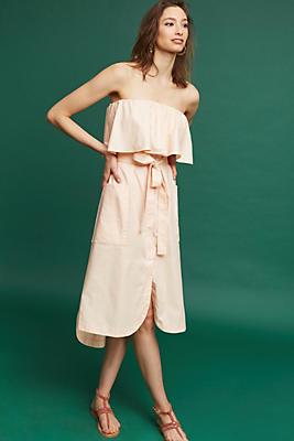 Slide View: 1: Saoirse Strapless Dress