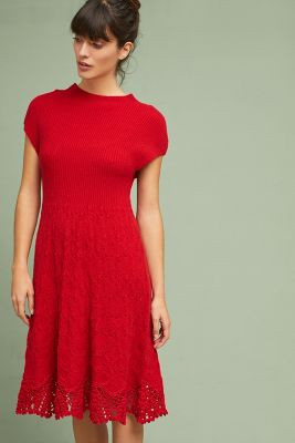 Slide View: 1: Oda Sweater Dress