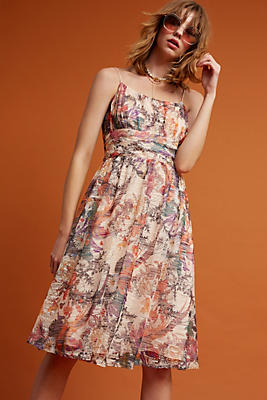 Slide View: 1: Mackenzie Floral Dress