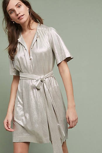 Mercury Shirtdress