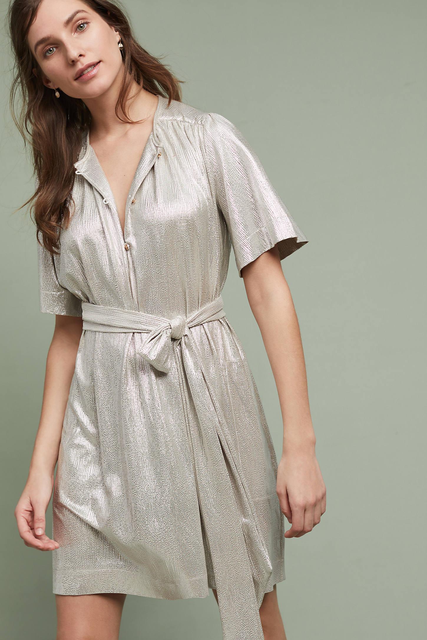 Mercury Shirtdress