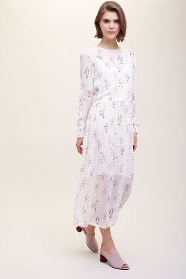 Sophia Ditsy Floral Maxi Dress by Just Female