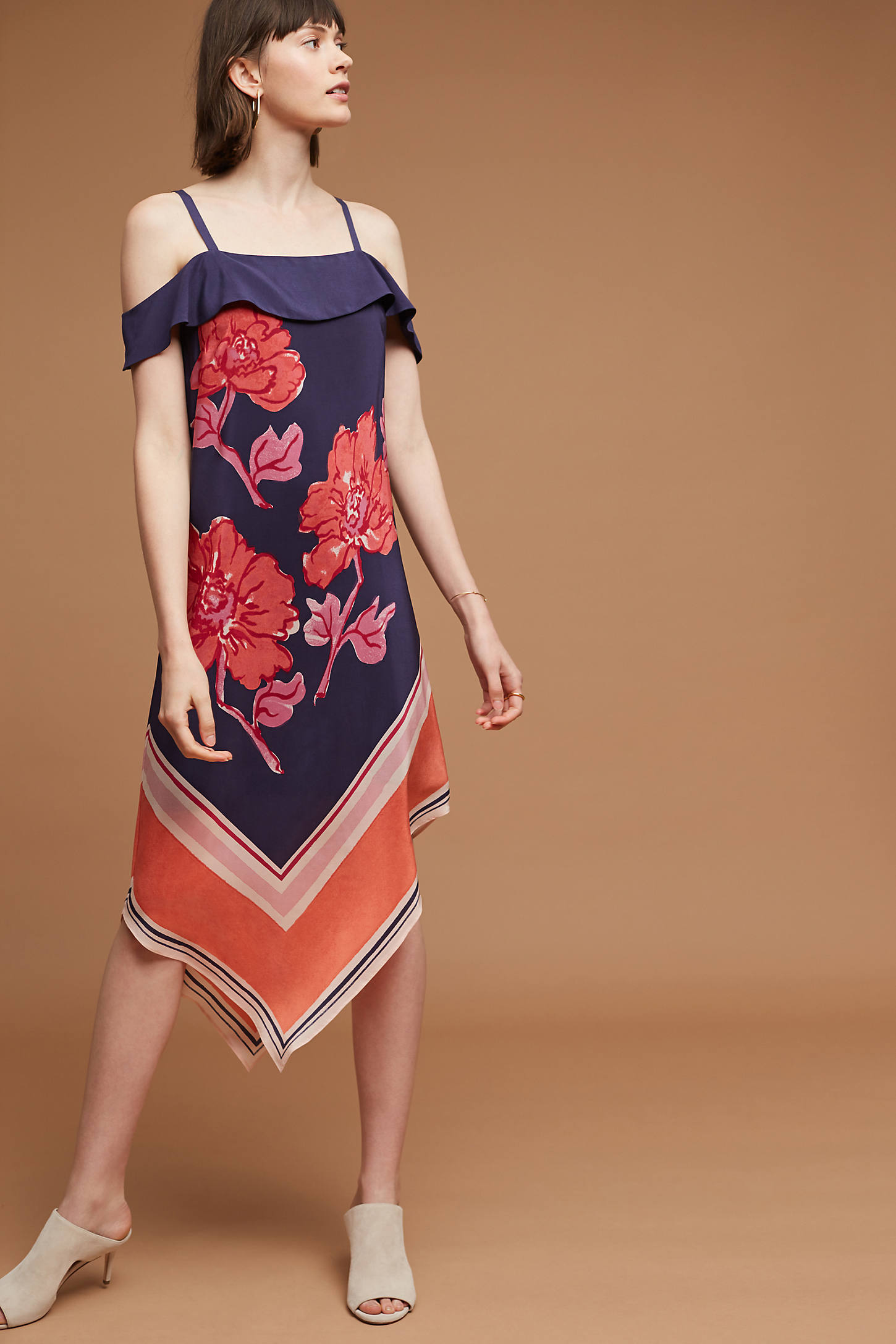 Tilda Silk Dress