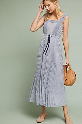 Slide View: 1: Darcy Striped Dress