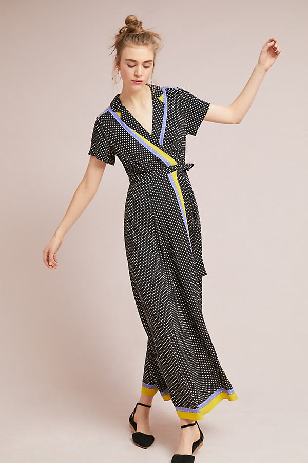 Polka Dot Maxi Dress - Assorted