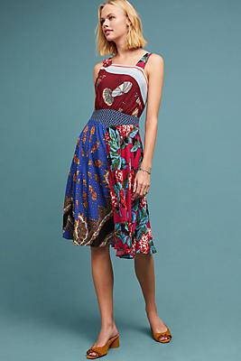 Slide View: 1: Mildred Asymmetrical Dress