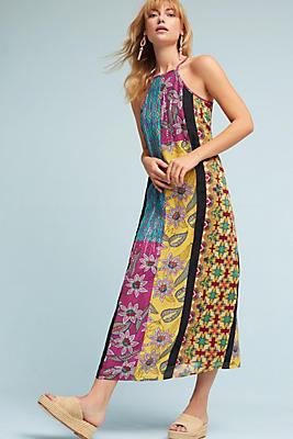 Slide View: 1: Henrie Midi Dress