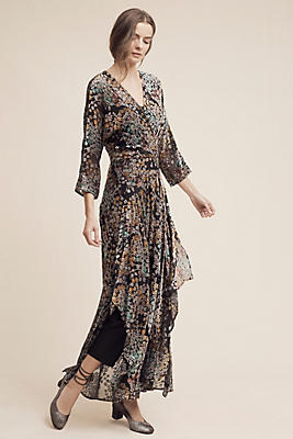 Woodlands Maxi Dress
