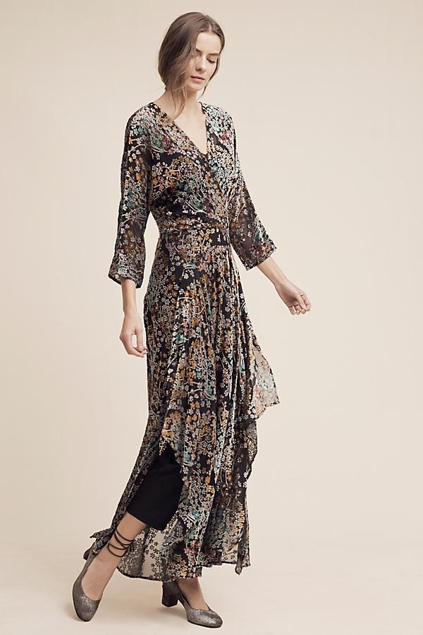 Woodlands Maxi Dress