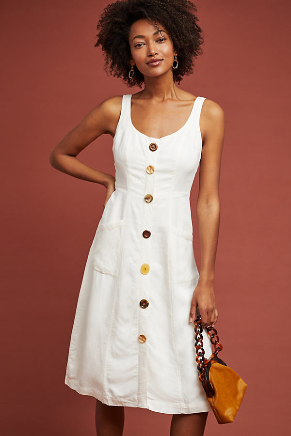 Antigua Buttondown Dress - Assorted, Size Uk 12