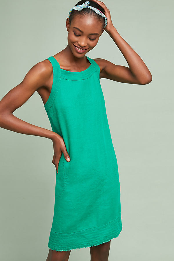 Bar Harbor Dress - Green