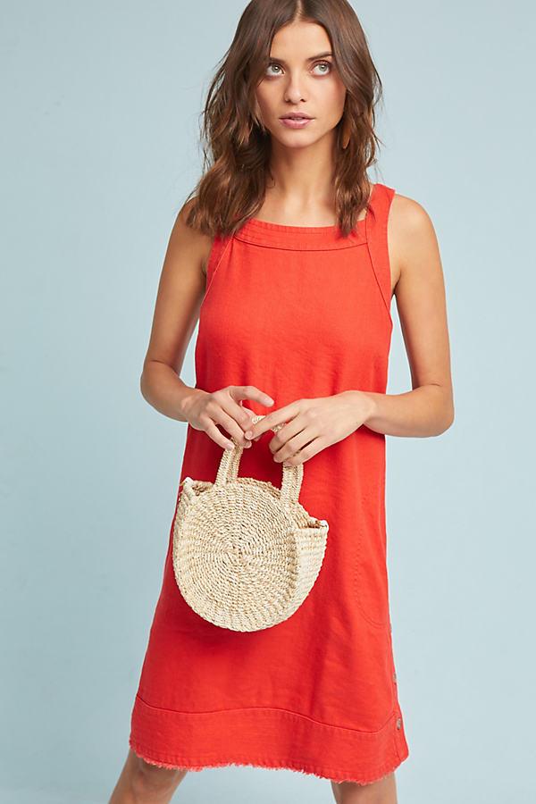 Bar Harbor Dress - Tangerine