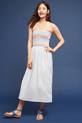Slide View: 1: Strapless Esme Dress
