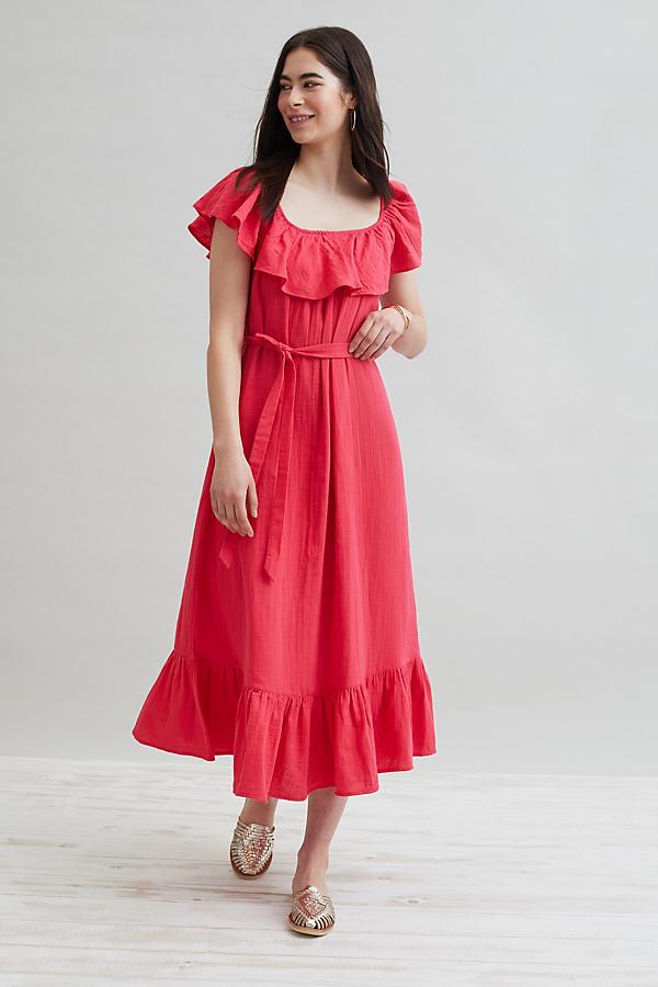 Kirei Belted Dress