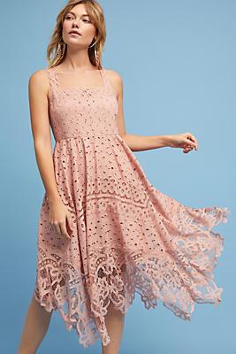 Slide View: 1: Aiza Lace Dress