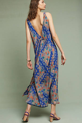 Vilira Low-Back Dress