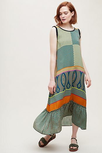 Silk Dresses | Women\'s Silk Dresses | Anthropologie