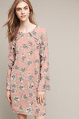Blooming Hour Tunic Dress
