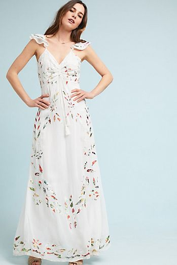 Farm Rio Quintana Maxi Dress