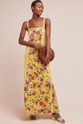 Farm Cantonal Maxi Dress by Farm Rio