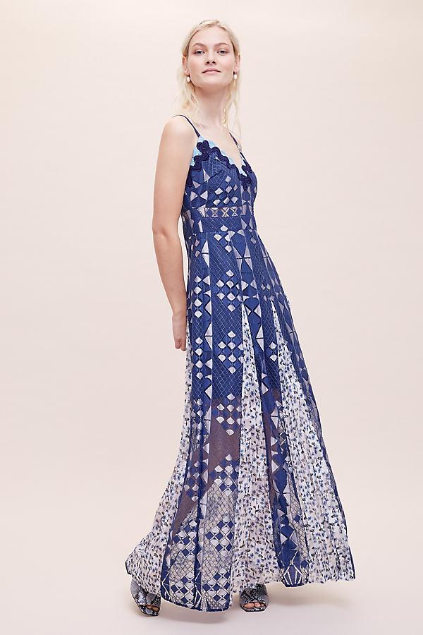 Muriel Maxi Dress - Assorted, Size S