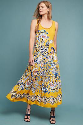 Slide View: 1: Puebla Maxi Dress