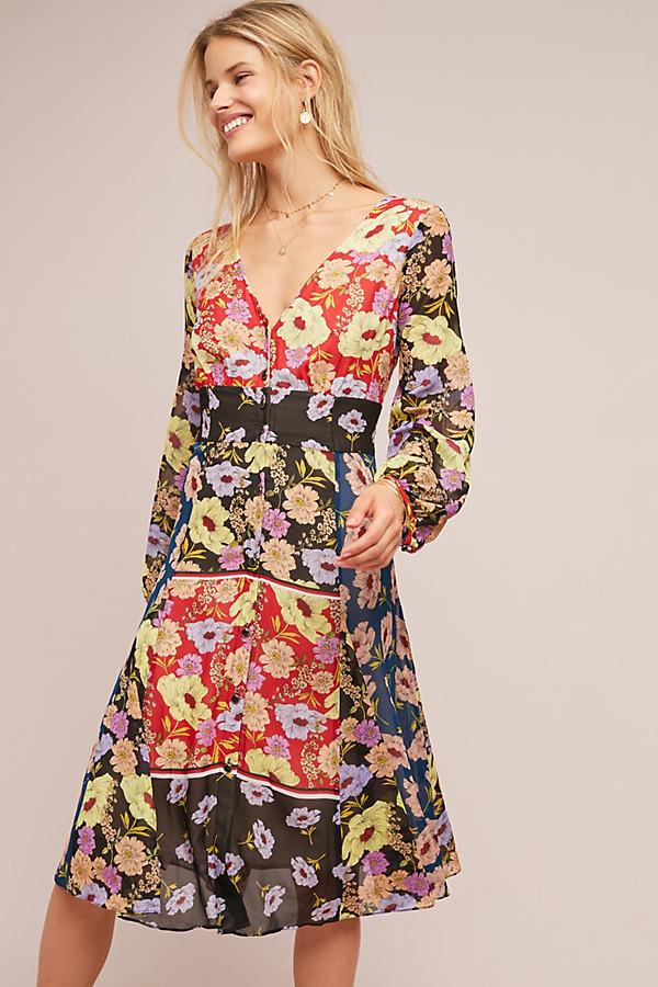 Gardenia Wrap Dress - Assorted