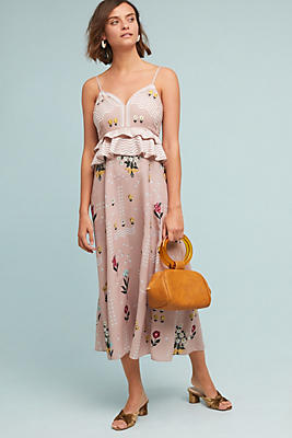 Slide View: 1: Sahara Floral Dress