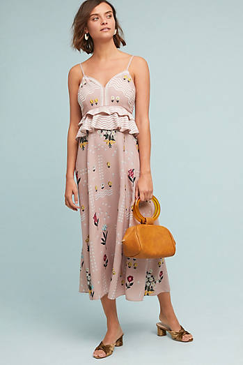What To Wear To A Bridal Shower Anthropologie