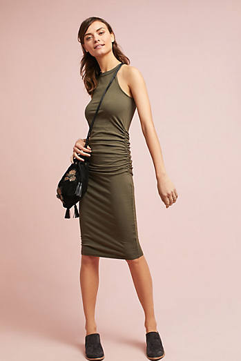 Michael Stars Halter Knit Dress