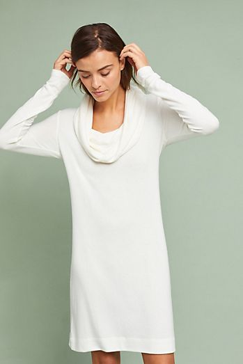 Michael Stars Off-The-Shoulder Tunic Dress