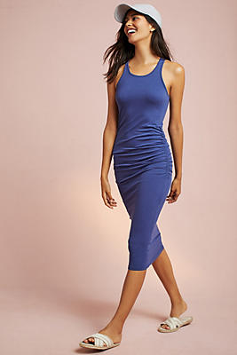 Slide View: 1: Michael Stars Knit Racerback Dress