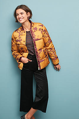 Slide View: 1: Palm Puffer Jacket