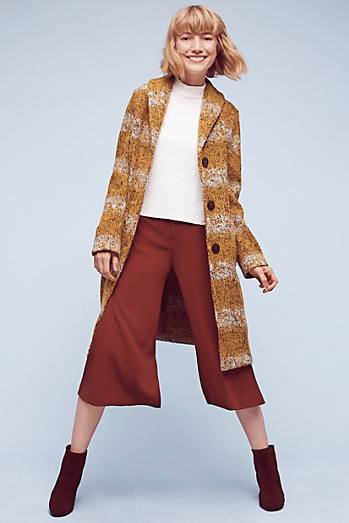 Harvest Sweater Coat