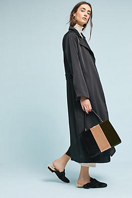 Slide View: 3: Tati Trench Coat