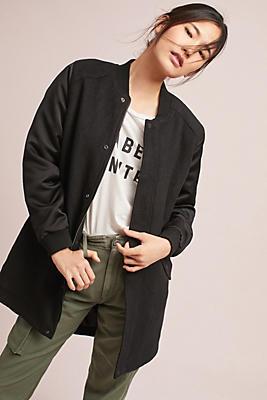 Slide View: 1: Left Bank Wool Jacket