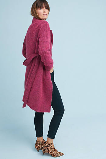 Rosie Wrap Coat