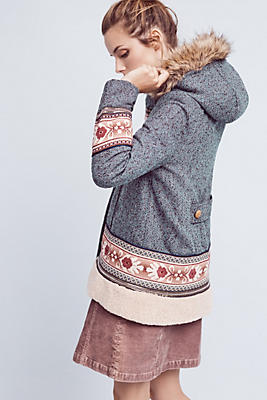 Embroidered Northerner Coat