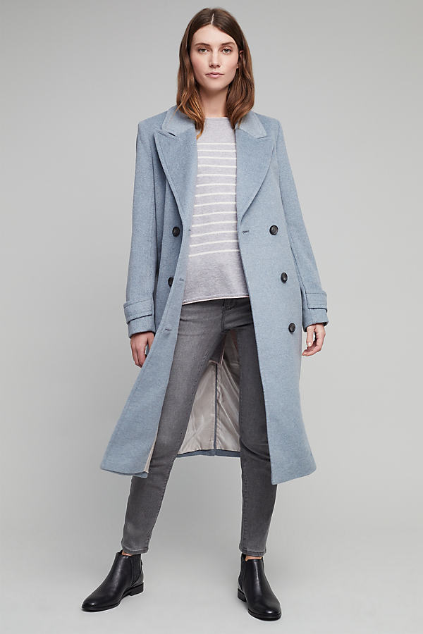 Faucett Coat - Grey, Size S