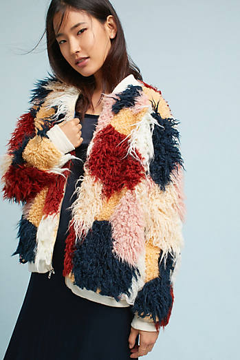 Marbella Fringed Jacket