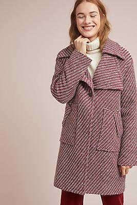 Jackie Coat by Jessy B