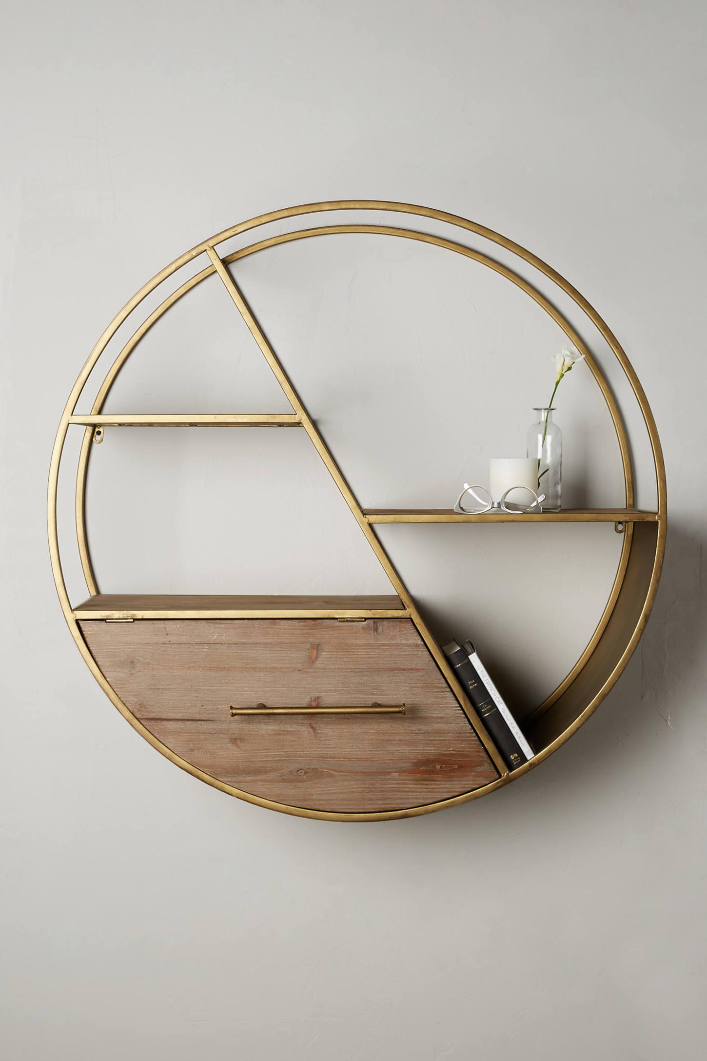 Vertex Circle Shelf