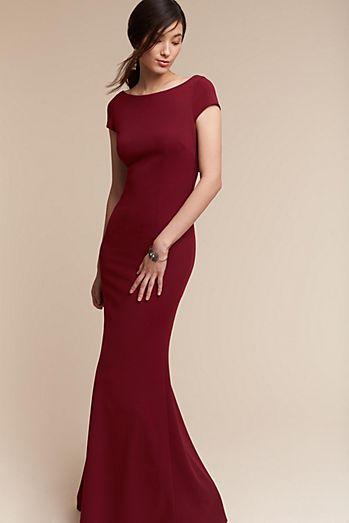 Purple Formal Dresses Evening Dresses Anthropologie
