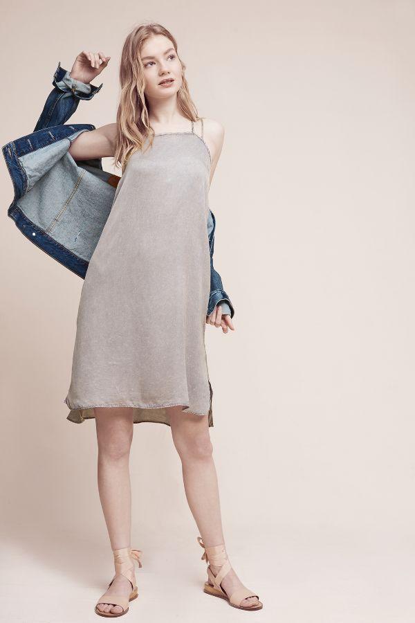 Saturday/Sunday Washed Layering Slip Dress