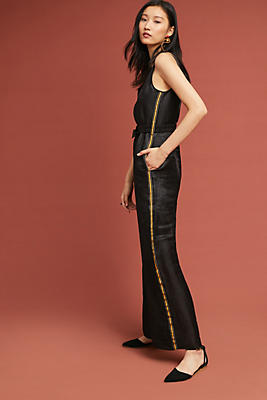 Slide View: 1: Cynthia Rowley Dylan Wide-Leg Jumpsuit