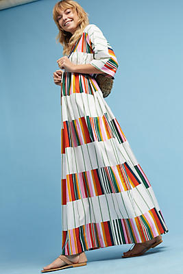 Slide View: 1: Frequency Maxi Dress