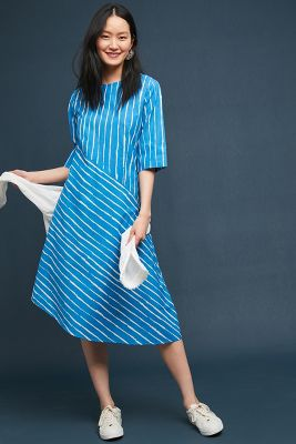 Cremona Asymmetrical Dress by Marimekko